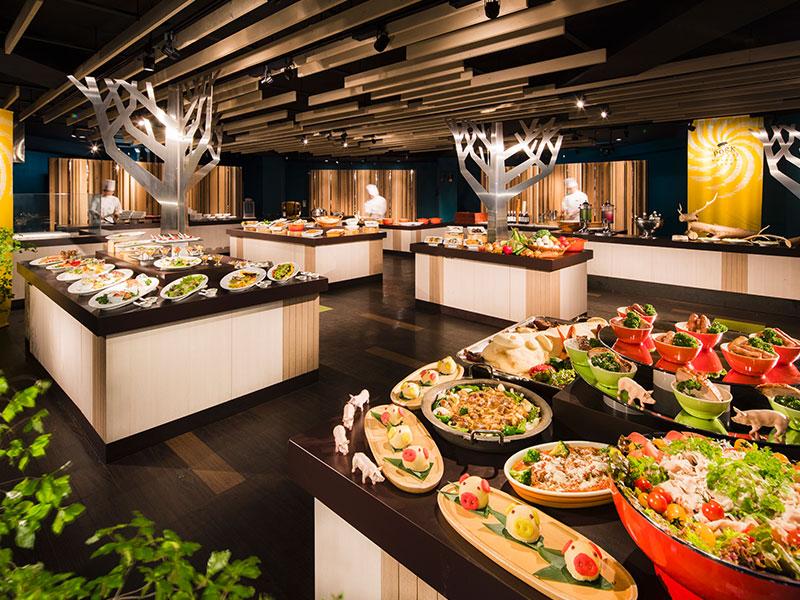 Restaurant Japanese Kitchen