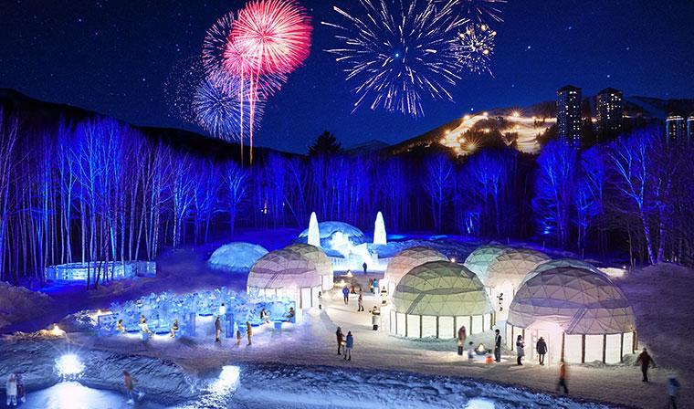 星野 Tomamu滑雪場特色服務介紹 愛絲冰城