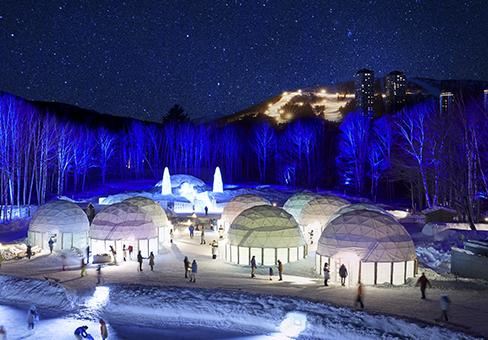 OFFICIAL]Hoshino Resorts Tomamu Winter Season(November to March