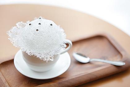 霧氷コーヒー