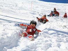 雪遊びパーク
