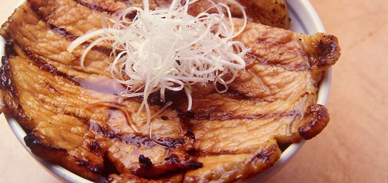 十勝豚丼 いっぴん