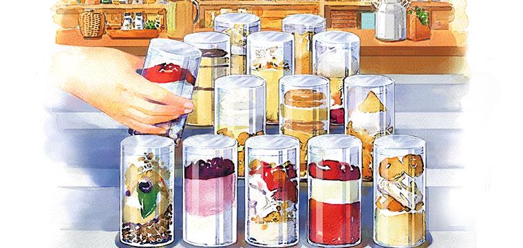 sweets ゆきの トマム店